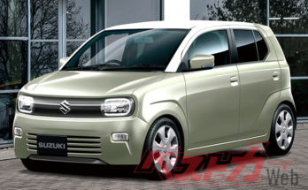 Next Generation Suzuki Alto to Debut in December 2020 12