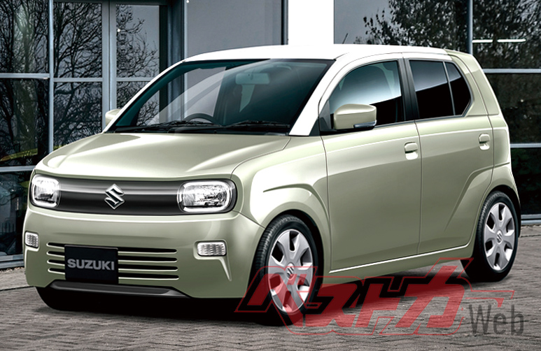 Next Generation Suzuki Alto to Debut in December 2020 2