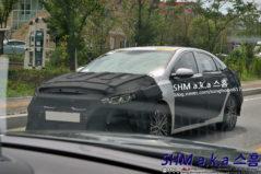 Kia Preparing the Cerato/ Forte Facelift- Spy Shots & Renderings 4