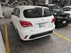 Up Close with the Sazgar BAIC D20 Hatchback 5
