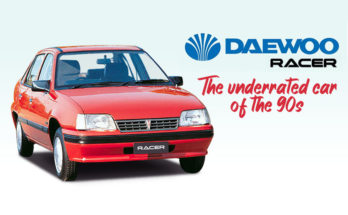 Remembering Daewoo Racer- The Underrated Car of the 90s 8