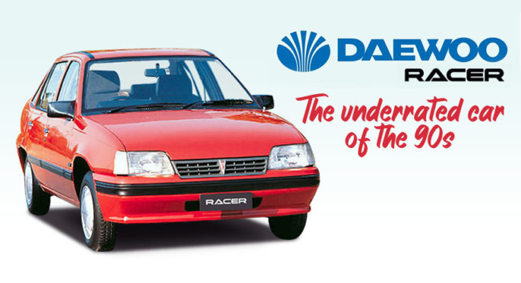 Remembering Daewoo Racer- The Underrated Car of the 90s 1