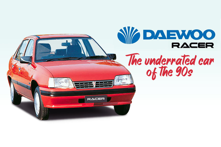 Remembering Daewoo Racer- The Underrated Car of the 90s 2
