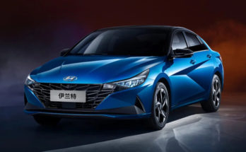 2021 Hyundai Elantra for Chinese Market Revealed 12
