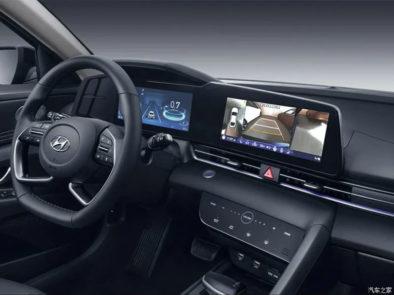 2021 Hyundai Elantra for Chinese Market Revealed 3