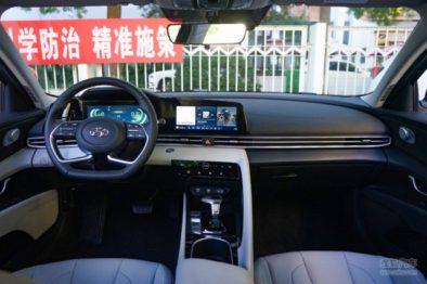 2021 Hyundai Elantra for Chinese Market Revealed 11