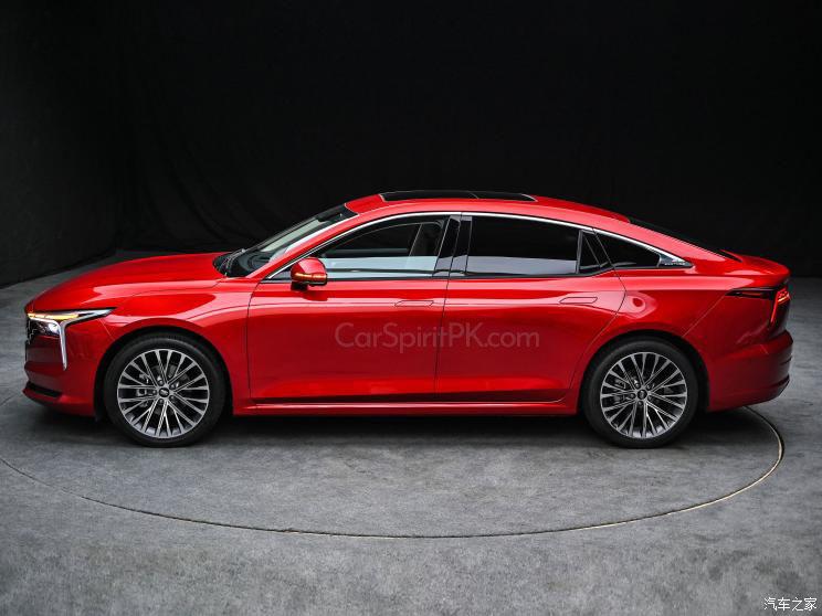 First Official Photos: 2021 FAW Bestune B70 Sedan 3