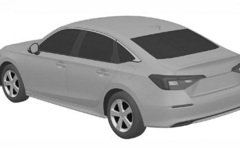 Next-Gen Honda Civic Sedan Leaked In Patent Images 23