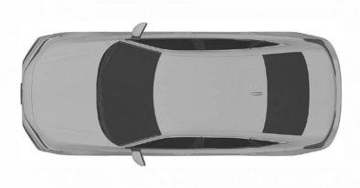 Next-Gen Honda Civic Sedan Leaked In Patent Images 3