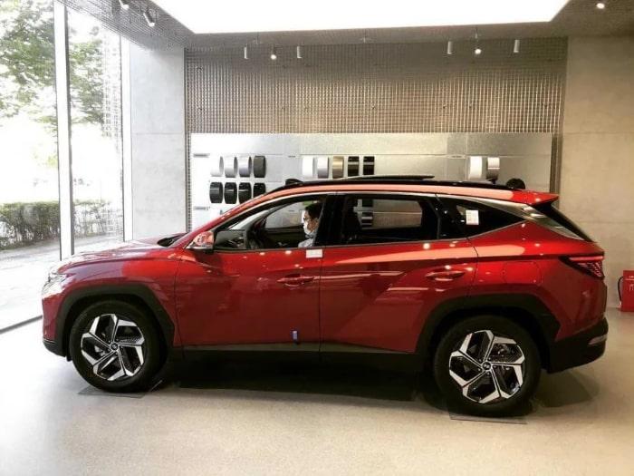 All New Hyundai Tucson Reaching Dealerships in South Korea 2