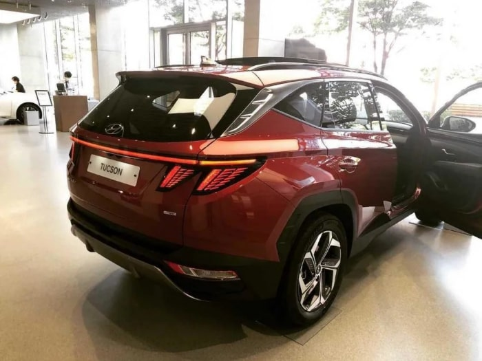 All New Hyundai Tucson Reaching Dealerships in South Korea 5