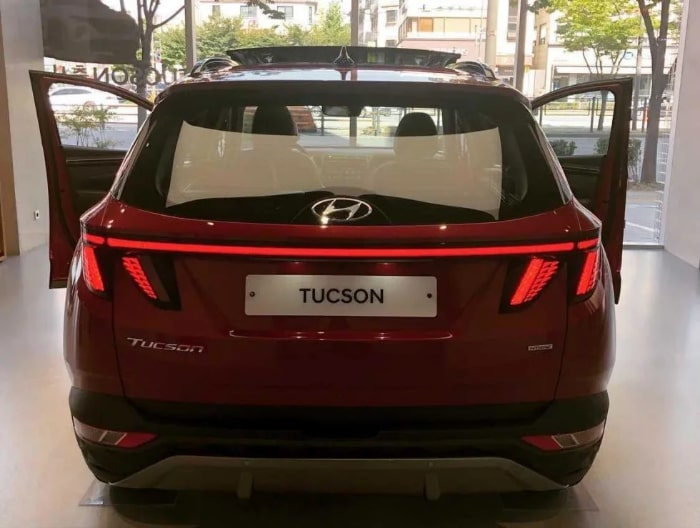 All New Hyundai Tucson Reaching Dealerships in South Korea 6