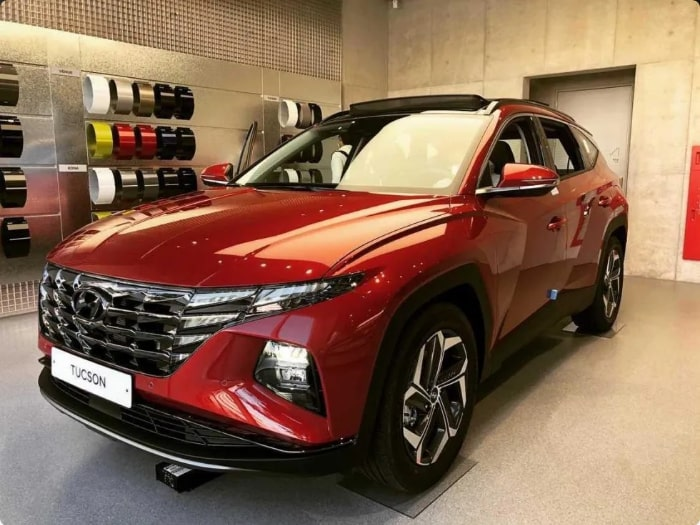 All New Hyundai Tucson Reaching Dealerships in South Korea 1