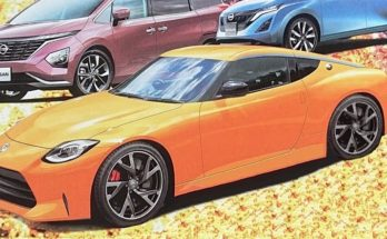 The Upcoming Nissan 400Z Will Have Retro-Inspired Styling 8