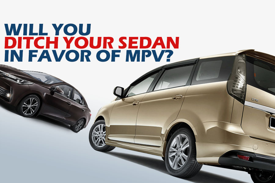 Will You Ditch Your Sedan in Favor of MPV? 3