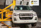 New Isuzu D-Max Gets 5 Stars in ANCAP Crash Tests 8