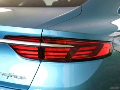 All New Geely Preface Sedan Debuts in China 17