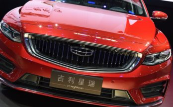 All New Geely Preface Sedan Debuts in China 6
