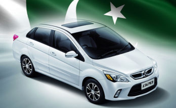 Sazgar to Launch BAIC D20 Sedan in Pakistan 13