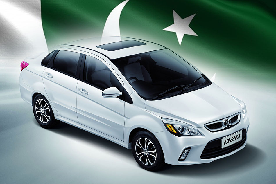 Sazgar to Launch BAIC D20 Sedan in Pakistan 2