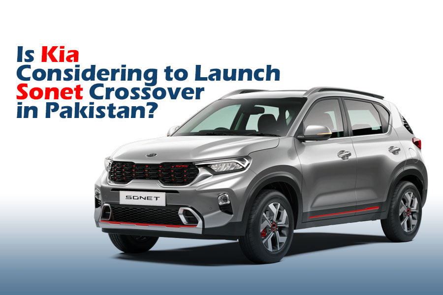 Is Kia Considering to Launch Sonet Crossover in Pakistan? 2