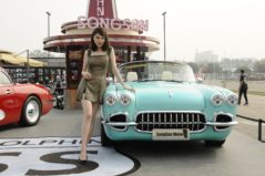 Songsan Dolphin- The Chevrolet Corvette Knockoff 14