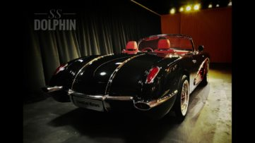 Songsan Dolphin- The Chevrolet Corvette Knockoff 16