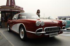 Songsan Dolphin- The Chevrolet Corvette Knockoff 9