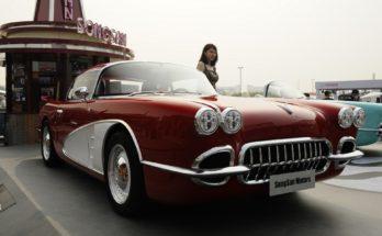 Songsan Dolphin- The Chevrolet Corvette Knockoff 1