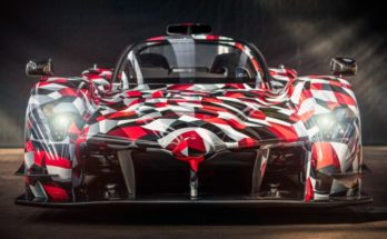 Toyota Reveals its 1000hp Hypercar- the GR Super Sport 9
