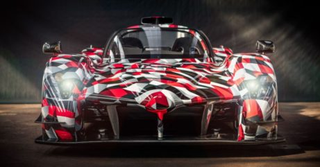 Toyota Reveals its 1000hp Hypercar- the GR Super Sport 1