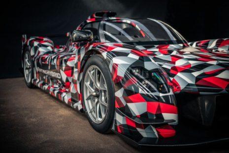 Toyota Reveals its 1000hp Hypercar- the GR Super Sport 5