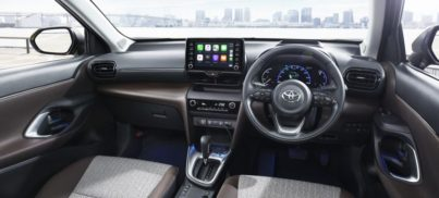 Toyota Yaris Cross Goes on Sale in Japan 4
