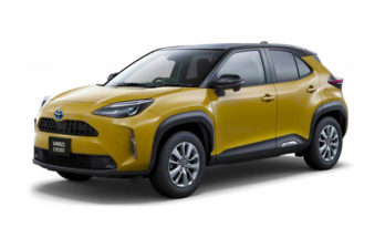 Toyota Yaris Cross Goes on Sale in Japan 12
