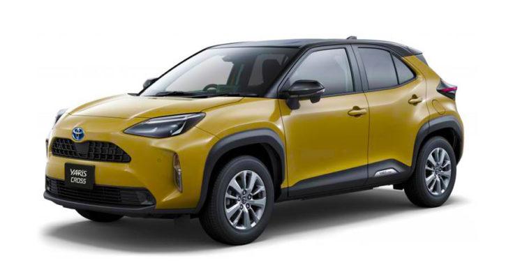 Toyota Yaris Cross Goes on Sale in Japan 1