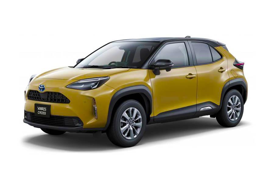 Toyota Yaris Cross Goes on Sale in Japan 6