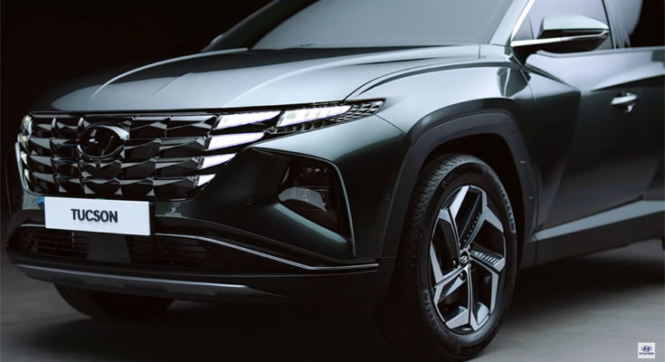 All New 2021 Hyundai Tucson Unveiled 1