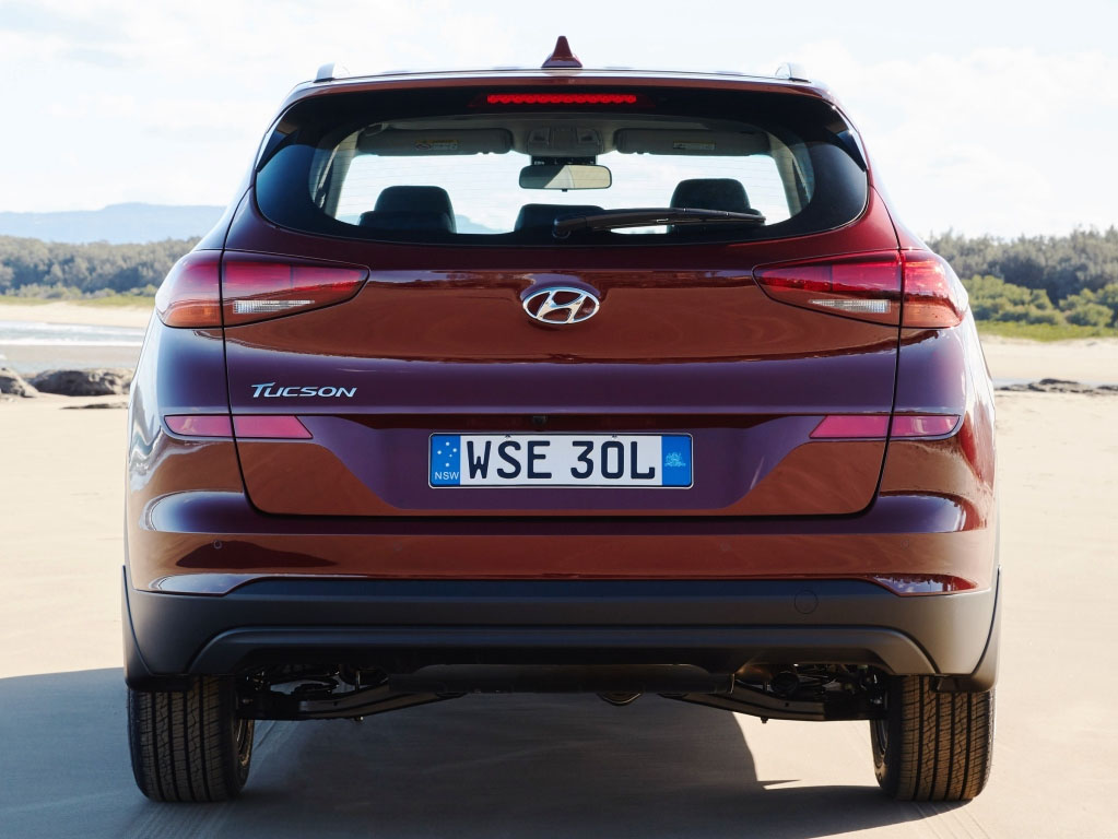 Hyundai Tucson- New vs Old 9