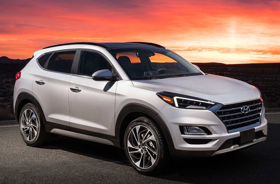 Hyundai Tucson- New vs Old 5