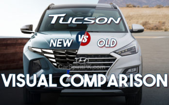 Hyundai Tucson- New vs Old 11