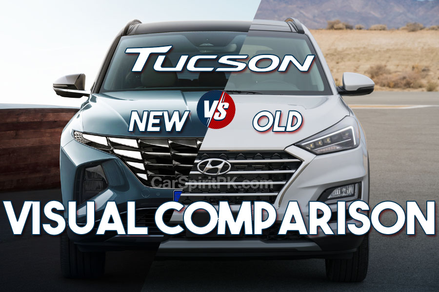 Hyundai Tucson- New vs Old 3