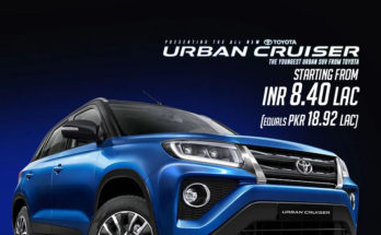 Toyota Urban Cruiser Launched in India from INR 8.4 Lac 7