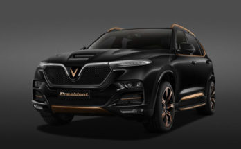 The Flagship VinFast President SUV Launched 12