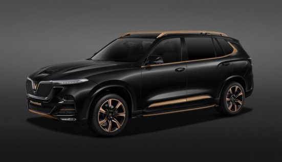 The Flagship VinFast President SUV Launched 15
