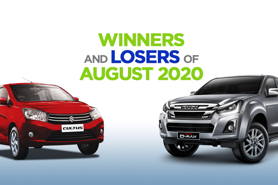 Winners and Losers of August 2020 6