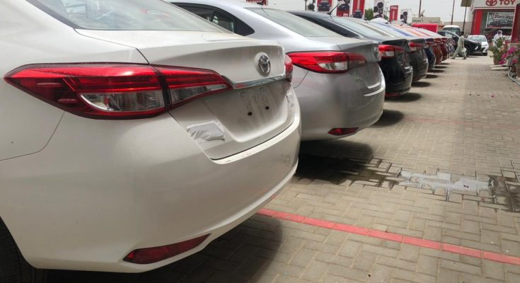 Automobile Sales Started to Recover in August 1