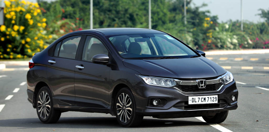 6th Gen Honda City Re-Launched in India at INR 9.29 Lac 2