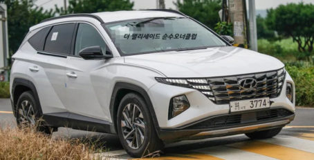 Real World Pictures of the All New Hyundai Tucson 2