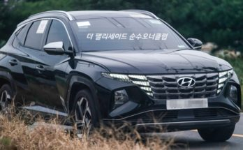 Real World Pictures of the All New Hyundai Tucson 3