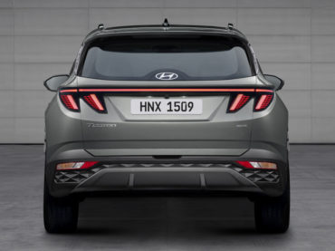 All New 2021 Hyundai Tucson Unveiled 15